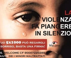 Campagna minori vittime di violenza