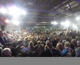 Organizzazione Evento Primarie Matteo Renzi – Milano